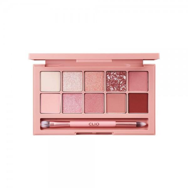 璀璨星沙十色眼影盤#01甜美粉櫻 Simply Pink