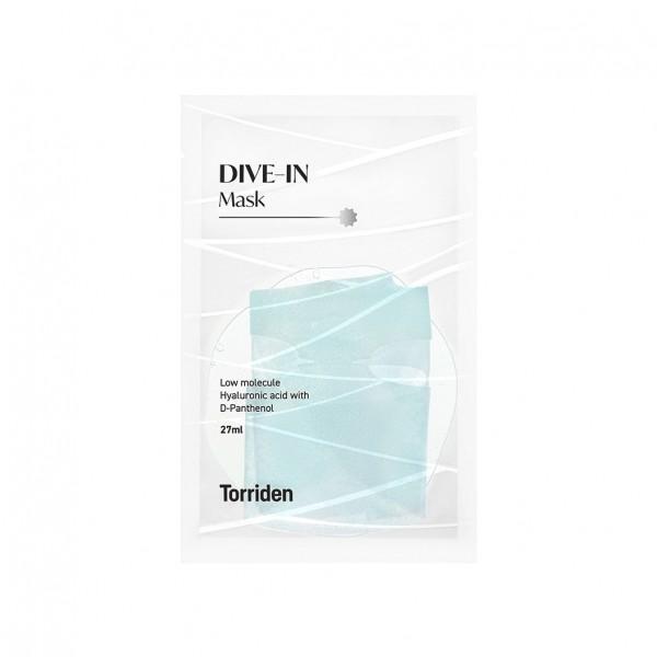 DIVE-IN 低分子玻尿酸面膜一盒 (10入)