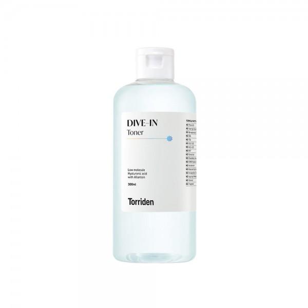 DIVE-IN 低分子玻尿酸化妝水 300ml
